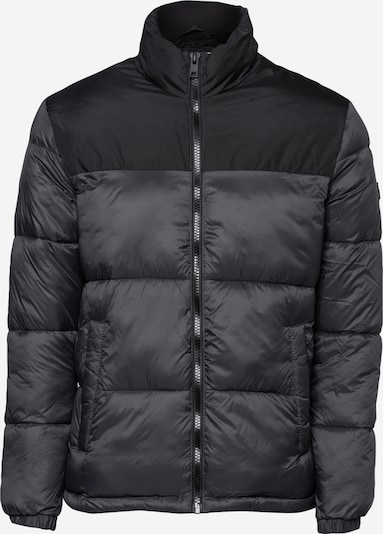 JACK & JONES Prehodna jakna   siva / antracit barva, Prikaz izdelka