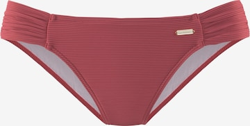 SUNSEEKER Bikini Bottoms in Red