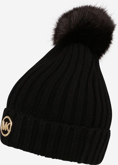 Michael Kors Beanie in gold / black, Item view