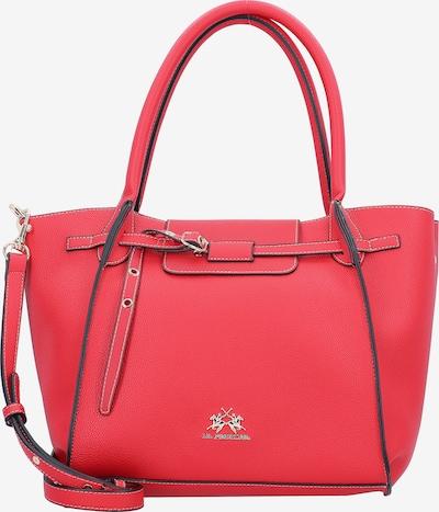 La Martina Shopper 'Belen ' in rot, Produktansicht