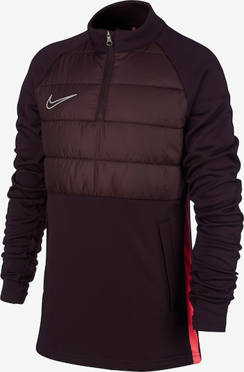 Nike Sportswear Sweatshirt in dunkelrot, Produktansicht