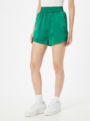 In The Style Püksid 'NAOMI GENES', värv roheline