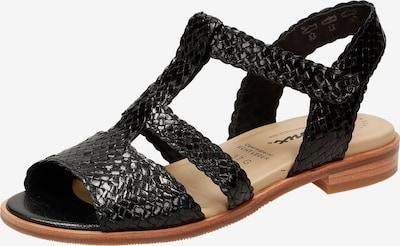 SIOUX Sandale ' Cosinda-702 ' in schwarz, Produktansicht