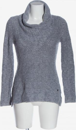 Simclan V-Ausschnitt-Pullover in S in hellgrau, Produktansicht