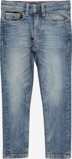 TOMMY HILFIGER Jeans 'SPENCER' in de kleur Blauw denim, Productweergave