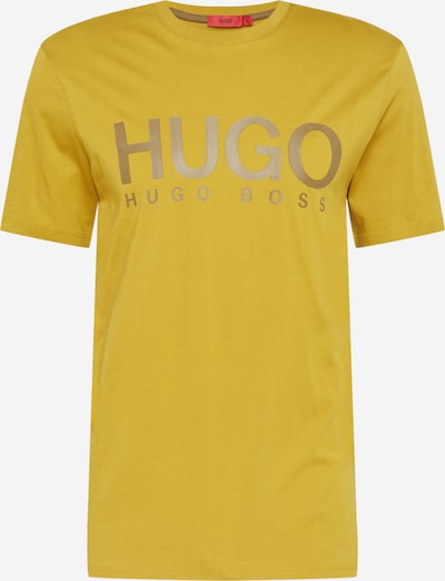 HUGO Tričko 'Dolive' - hořčicová, Produkt