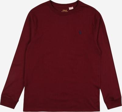 POLO RALPH LAUREN Shirt in weinrot, Produktansicht