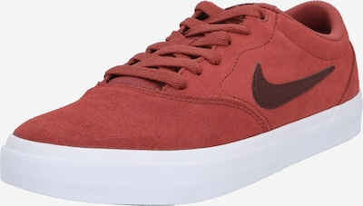 Nike SB Sneaker in rostrot / schwarz, Produktansicht