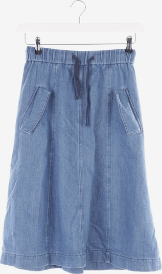 Closed Skirt in S in Blue, Item view