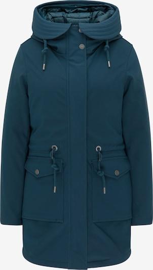 Usha Winterparka in de kleur Donkerblauw, Productweergave