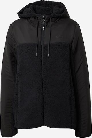 Jachetă  fleece funcțională 'Elsa' de la OAKLEY pe negru