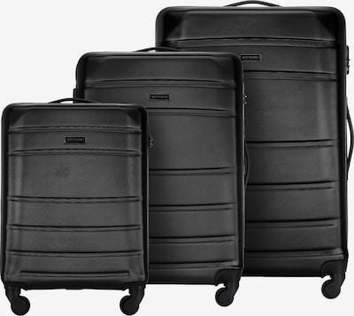 Wittchen Kofferset in schwarz, Produktansicht