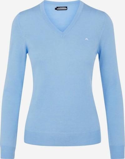 J.Lindeberg Pullover in blau, Produktansicht