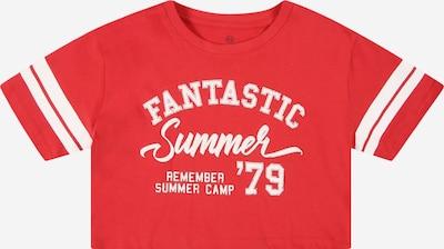 LEMON BERET Majica u crvena / bijela, Pregled proizvoda