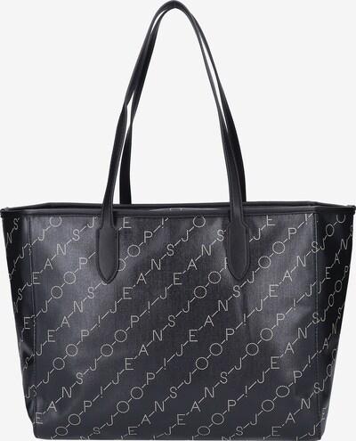 JOOP! Jeans Shopper 'Grafico' in schwarz / weiß, Produktansicht