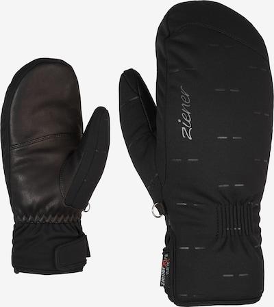 ZIENER Skihandschuhe 'KORNELIA AS(R) PR' in schwarz, Produktansicht