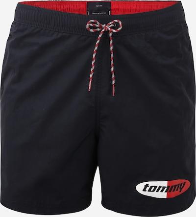 Tommy Hilfiger Underwear Plavecké šortky - tmavě modrá / červená, Produkt