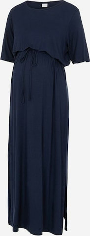 MAMALICIOUS Dress 'Alison' in Blue