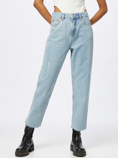 BDG Urban Outfitters Jeans 'PAX' in hellblau, Modelansicht