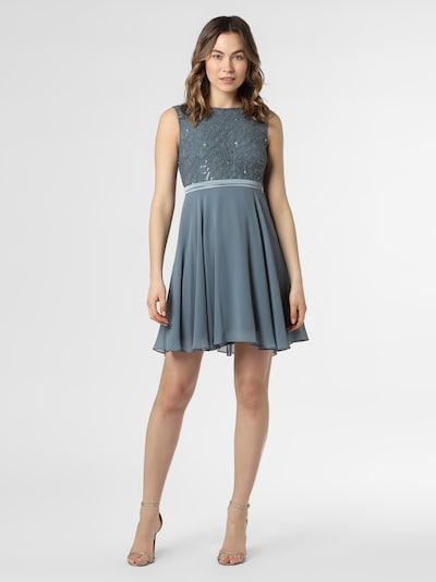 Marie Lund Abendkleid ' ' in rauchblau, Modelansicht