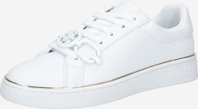 Sneaker low 'BABEE' GUESS pe argintiu / alb, Vizualizare produs