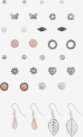 Parure de bijoux Six en argent