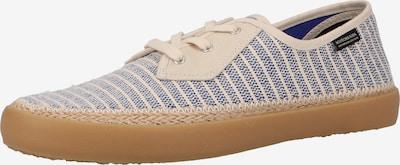 SCOTCH & SODA Sneakers laag in de kleur Beige / Lichtblauw, Productweergave