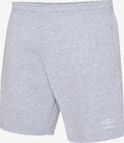 UMBRO Shorts in grau, Produktansicht