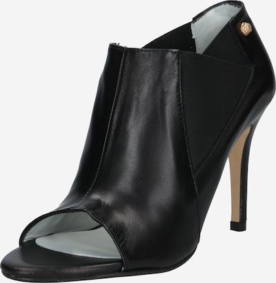 GOLD Затворени обувки на ток в черно, Преглед на продукта