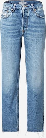 Jeans 'COMFY ' RE/DONE pe albastru denim, Vizualizare produs