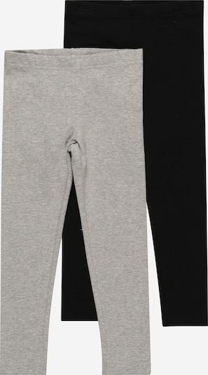 Carter's Leggings 'JUNE BASICS' in grau / schwarz, Produktansicht
