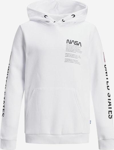 Jack & Jones Junior Sweter w kolorze białym, Podgląd produktu