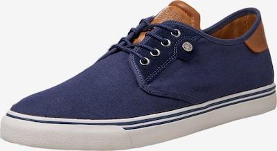 LLOYD Sneaker 'Eldon' in navy / braun, Produktansicht