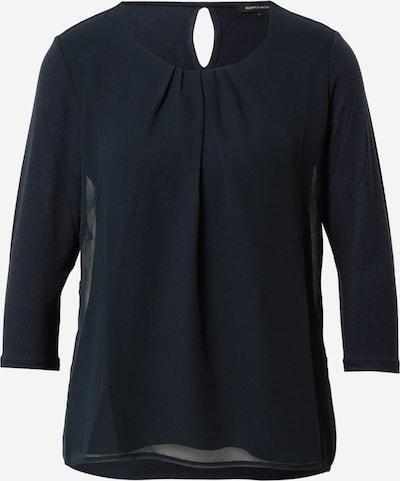 MORE & MORE Shirt in de kleur Navy, Productweergave