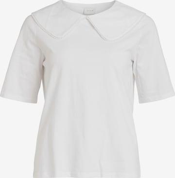 VILA Shirt 'Avaline' in White