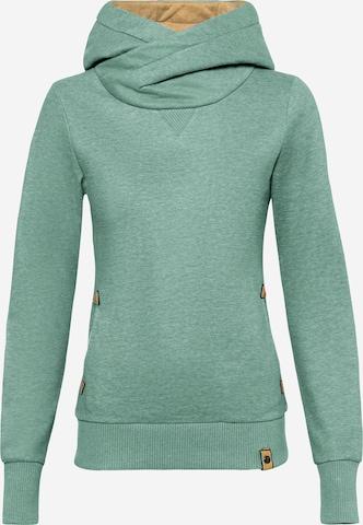 Fli PapiguSweater majica 'U Sexy I am Sexy' - zelena boja