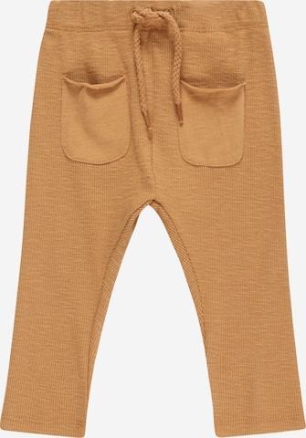 Pantaloni 'MIVAR' de la Lil ' Atelier Kids pe maro