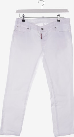 DSQUARED2  Jeans in 29 in White