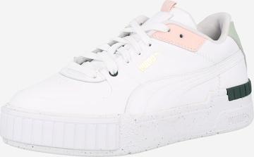 PUMA Sports shoe 'Cali Sport Soft WNs' in White