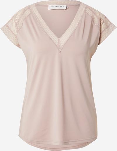 rosemunde T-Krekls pasteļrozā, Preces skats