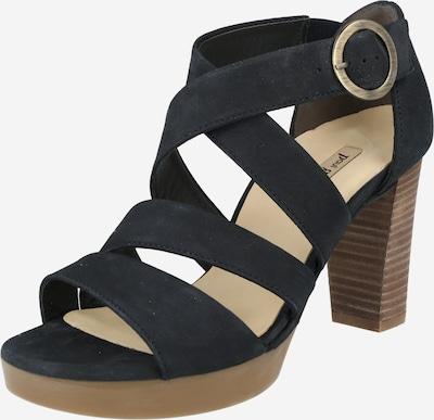 Paul Green Páskové sandály - noční modrá, Produkt