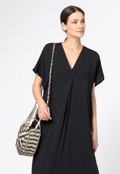 HALLHUBER Kleid in schwarz, Modelansicht