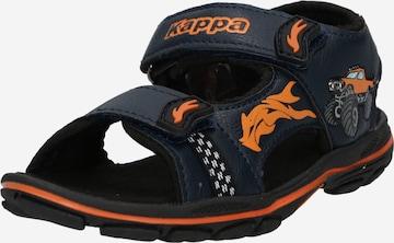 KAPPA Sandale in Blau