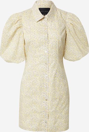 Birgitte Herskind Košulja haljina 'Ami' u žuta / pastelno žuta / antracit siva, Pregled proizvoda