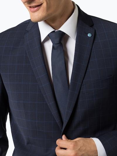 PIERRE CARDIN Business-colbert in de kleur Navy / Lichtblauw, Productweergave