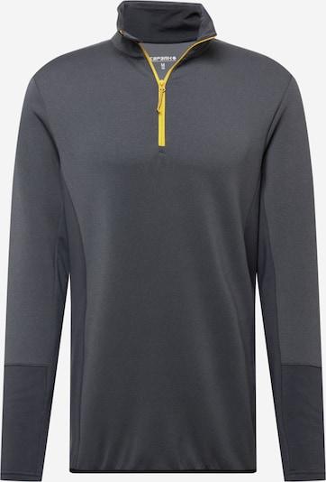 ICEPEAK Sportshirt 'BARNES' in dunkelgrau, Produktansicht
