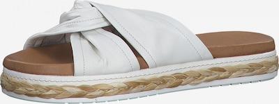 MARCO TOZZI Pantolette in weiß, Produktansicht