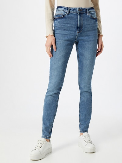 Noisy may Jeans 'CALLIE' in blue denim, Modelansicht