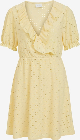 VILA Dress 'VITRESSY' in Yellow, Item view