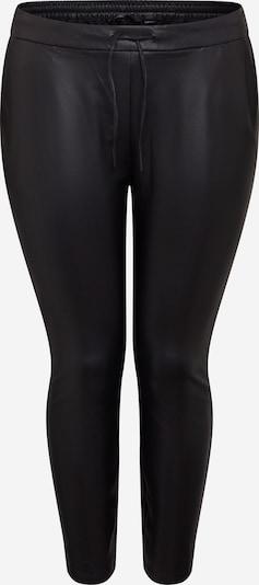 Vero Moda Curve Pantalon en noir, Vue avec produit